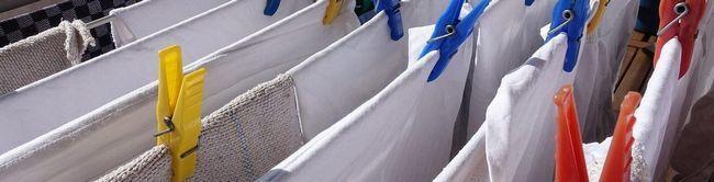 Стирайте пеленки отдельно