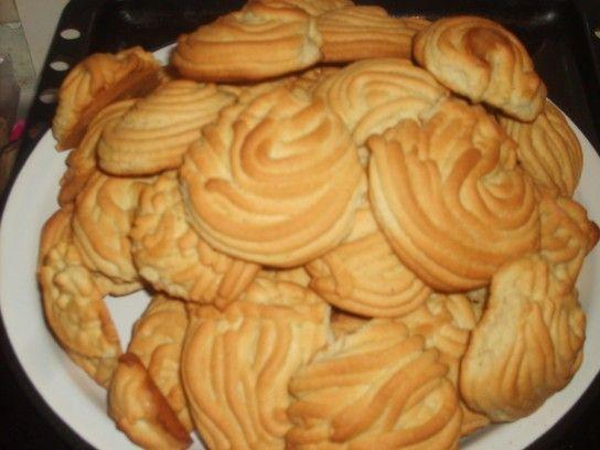 Печенье песочное через мясорубку - рецепт
