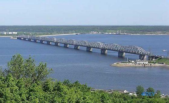 Самые длинные мосты в россии