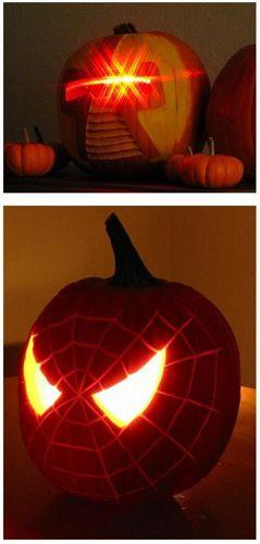 idées de décoration d`Halloween