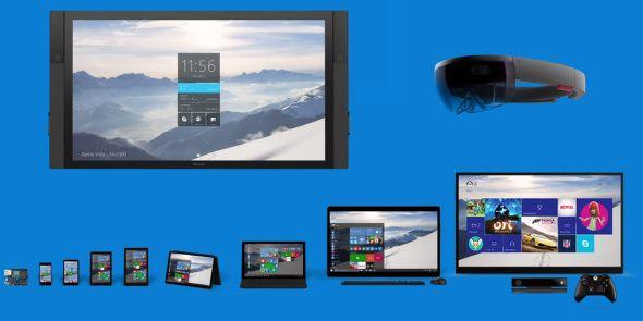 Newsletter-Windows 10-appareils