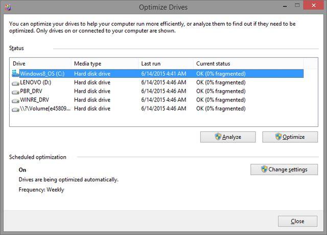 defrag 6.2 disque