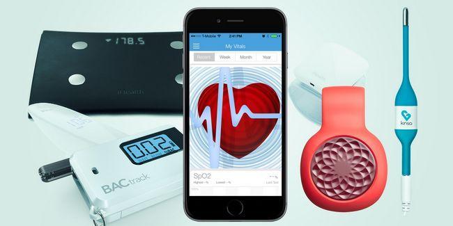 10 Accessoires iphone & ipad de santé pour ihypocondriacs