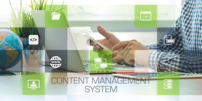 10 Les plus populaires systèmes de gestion de contenu en ligne