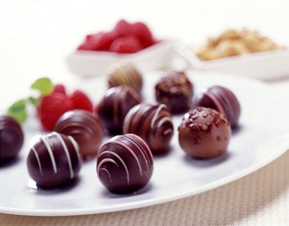 09 boules de chocolat