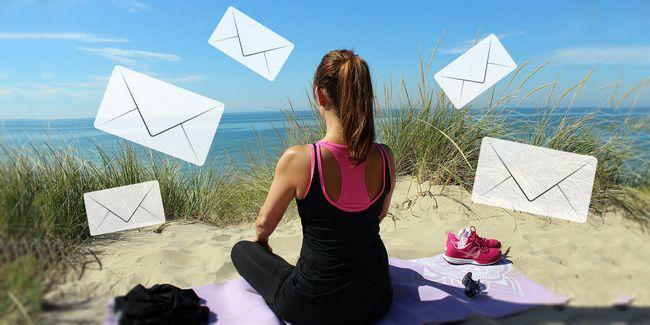 6 Astuces simples pour réduire le stress e-mail