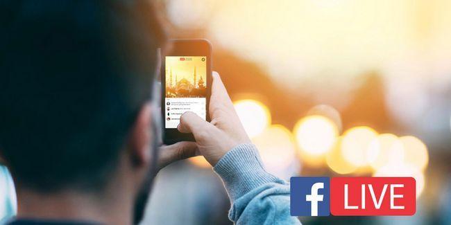 10 Façons que vous allez utiliser facebook vivre cette année