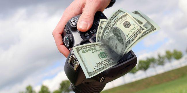 12 Places les plus rentables pour vendre vos photos en ligne