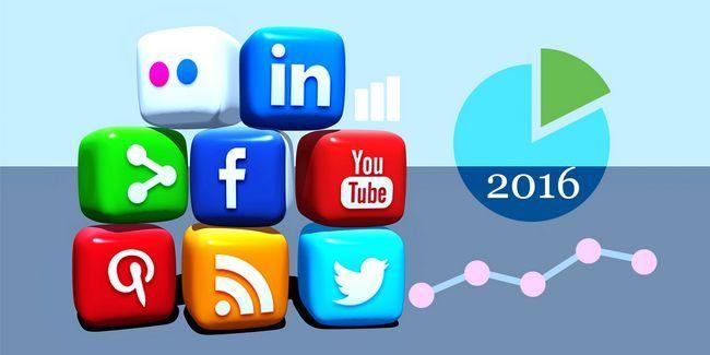 12 Faits et statistiques des médias sociaux que vous devez savoir en 2016