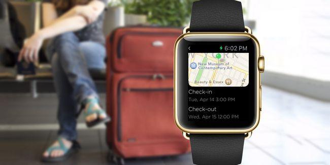 18 Applications de voyage pour les explorateurs de montres de pomme
