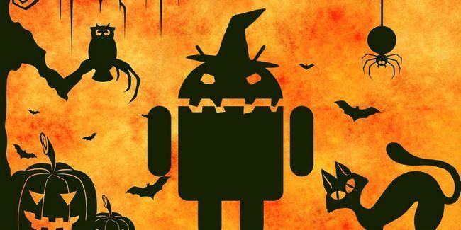 Vous avez besoin de ces 8 applications android pour être prêt pour l`halloween