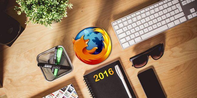25 Firefox addons qui vous rendra plus productif