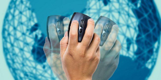 Parcourir plus vite et mieux avec les gestes de la souris