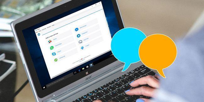 4 Applications de chat incroyables et des clients mieux que des messagers officiels