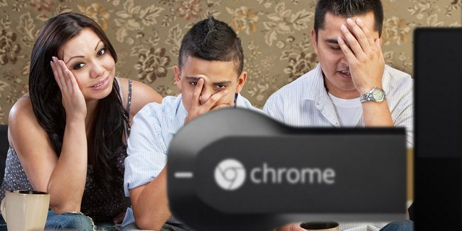 4 Erreurs chromecast qui pourraient être embarrassantes ou pire