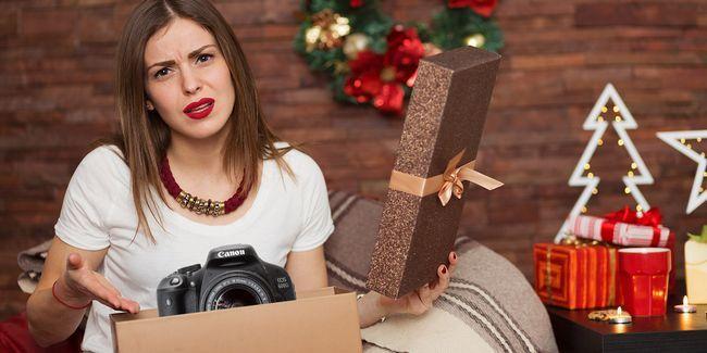 4 Raisons pour lesquelles vous ne devriez pas acheter un appareil photo reflex numérique noël