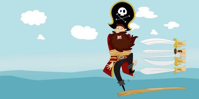 4 Raisons pour lesquelles vous ne pas besoin d`être un pirate plus