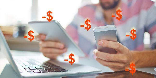 4 Façons de prévenir votre obsession de la technologie de sucer votre argent