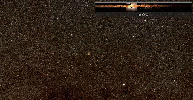 Voie Lactée-collage