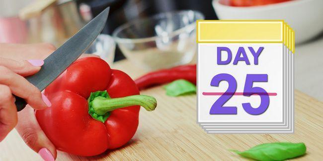 5 Défis culinaires amusants pour améliorer vos compétences culinaires