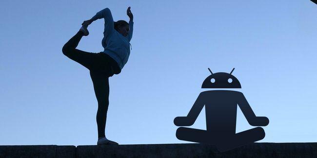 5 Grandes applications android pour la pratique du yoga à la maison