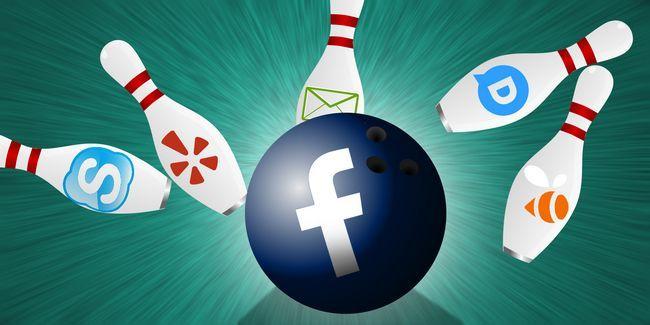 5 Outils web légendaires remplacés par des caractéristiques facebook
