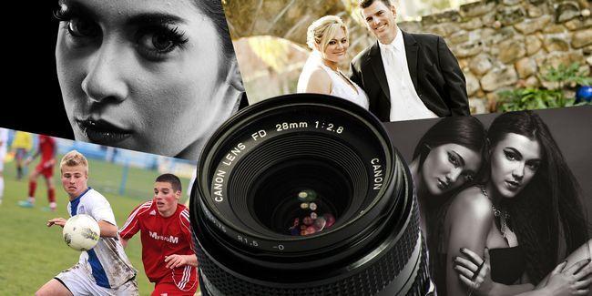 5 Carrières les plus lucratifs pour un photographe en herbe