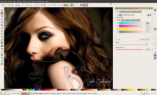 linux-photoshop-alternatives-Inkscape