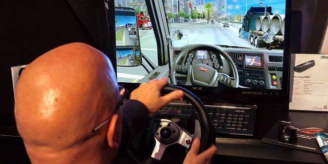 5 Raisons pour lesquelles vous devez jouer simulateur de camion américain