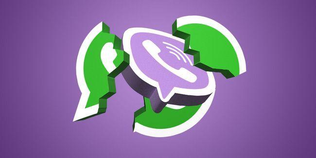5 Raisons pour lesquelles vous devriez whatsapp pour viber des fossés