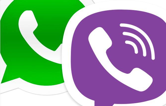 Viber vs WhatsApp