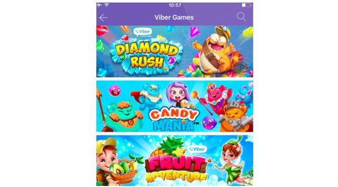 jeux Viber