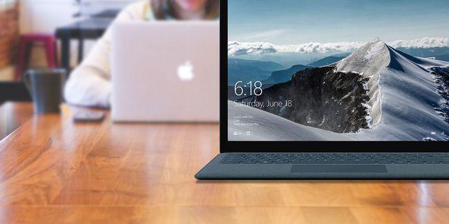 5 Choses à savoir avant de remplacer un macbook avec l`ordinateur portable de surface