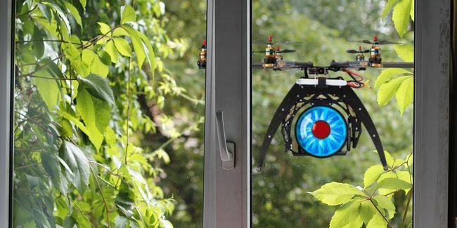 5 Drones les temps ont violé la vie privée