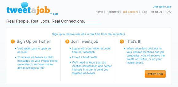 Twitter Comment trouver un emploi