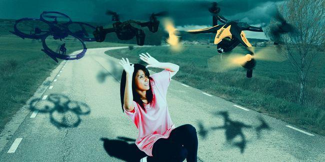 5 Menaces de sécurité drone unstoppable vous devriez être au courant