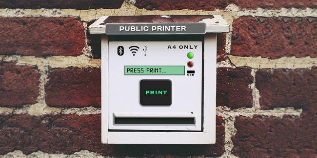 5 Façons d`imprimer des documents lorsque vous êtes hors de la maison