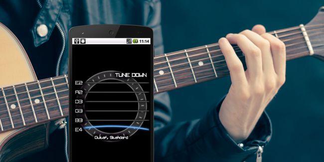 6 Apps et des outils pour syntoniser rapidement votre guitare