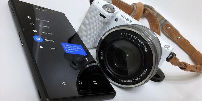 6 Meilleures applications de caméra alternatives gratuits pour android