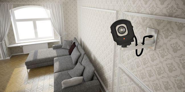 6 Creative utilise pour les caméras de surveillance sans fil dans votre maison