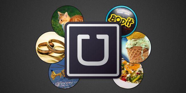 6 Choses que vous ne saviez que vous pourriez faire avec uber
