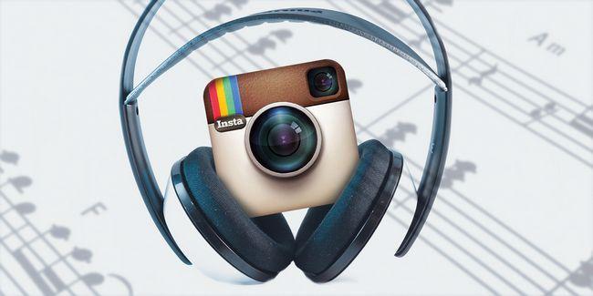 6 Applications uniques pour se fondre instagram et de la musique magnifiquement