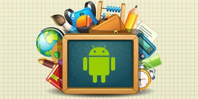 7 Applications android dont vous avez besoin pour retourner à l`école