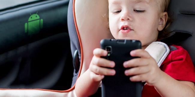 7 Apps pour garder vos enfants divertir voyages sur la route