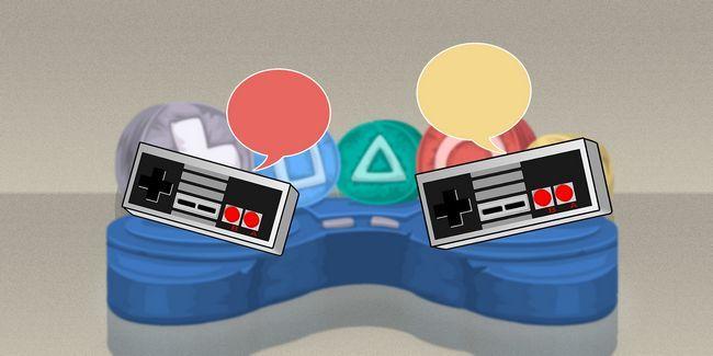 7 Forums big jeu pour le jeu vidéo non-stop talk
