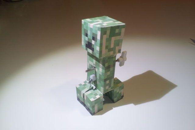minecraft-diy-windup-creeper