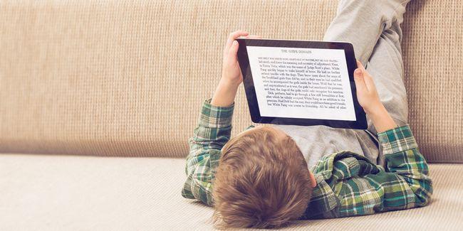 7 Jeux pour inspirer l`amour d`un enfant pour la lecture