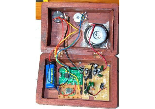 radio-composants