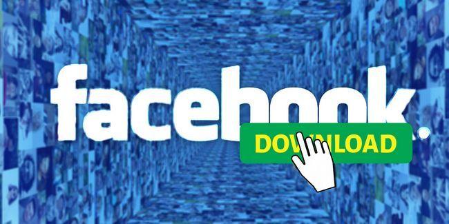 7 Façons de télécharger facebook photos et vidéos (qui fonctionnent réellement encore en 2016)