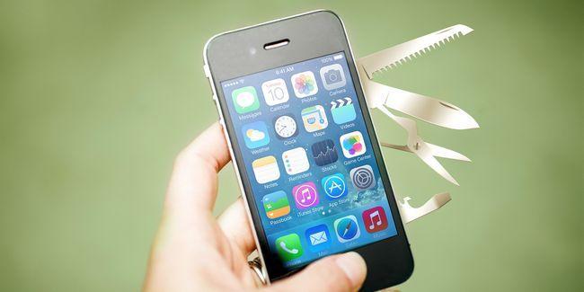 8 Des choses étonnantes que vous pouvez faire avec un iphone